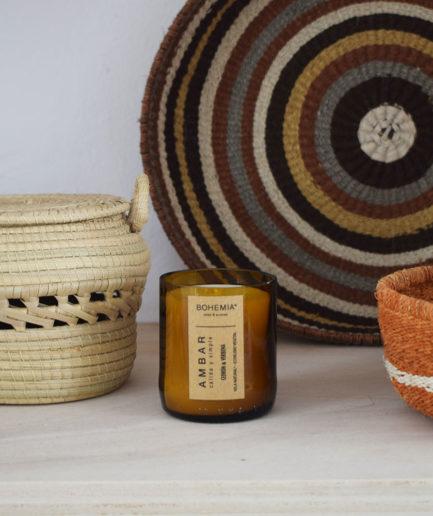 Bougies parfumées naturelles Finca Home - Ambiance 2