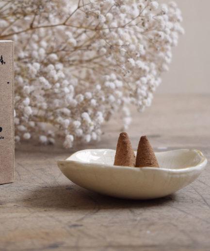 Coupelle ronde en céramique Finca Home - Ambiance 2