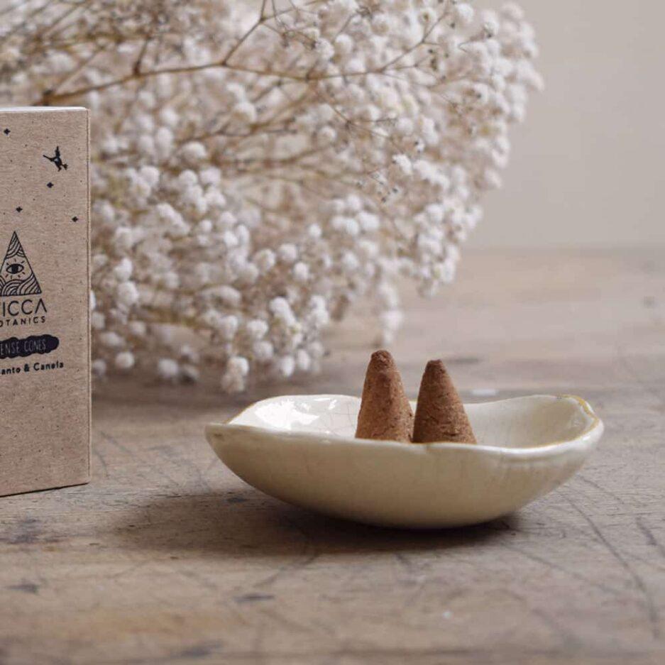 Coupelle ronde en céramique artisanale Finca Home - Ambiance 2