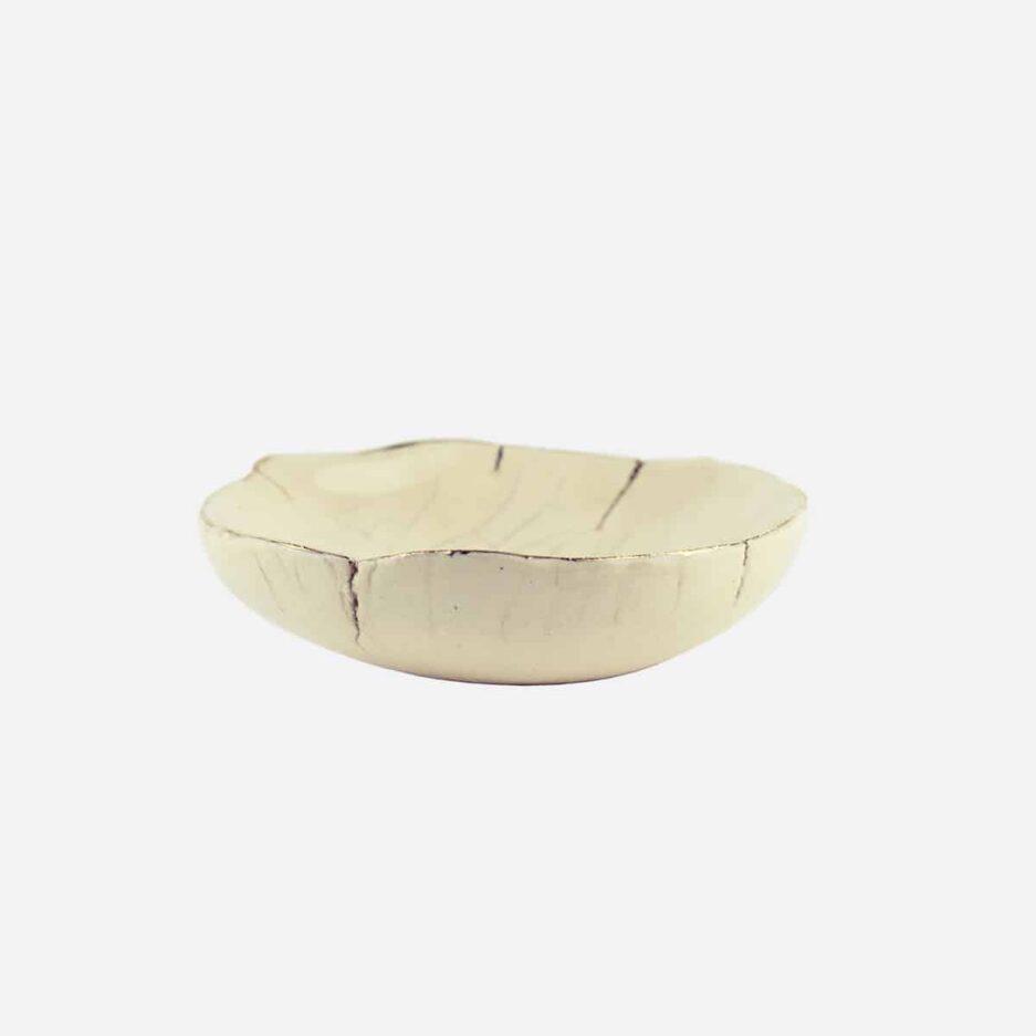 Coupelle ronde en céramique artisanale Finca Home - Détails