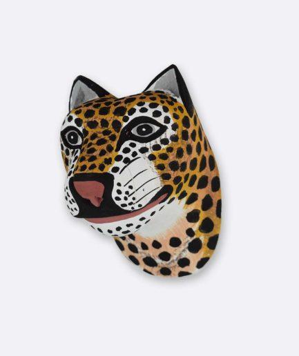 Trophée en bois Mini Jaguar Finca Home