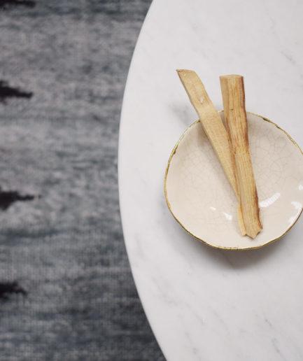 Palo santo et coupelle en céramique - Finca Home