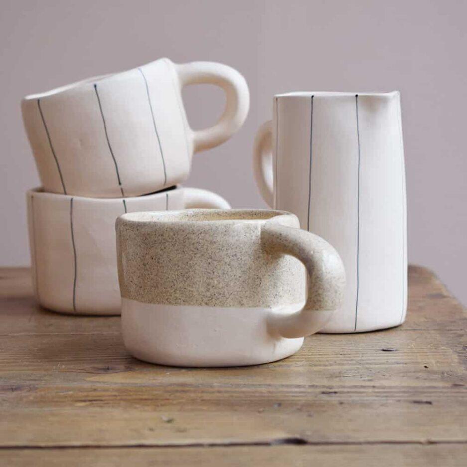Tasse en céramique artisanale Finca Home - Ambiance