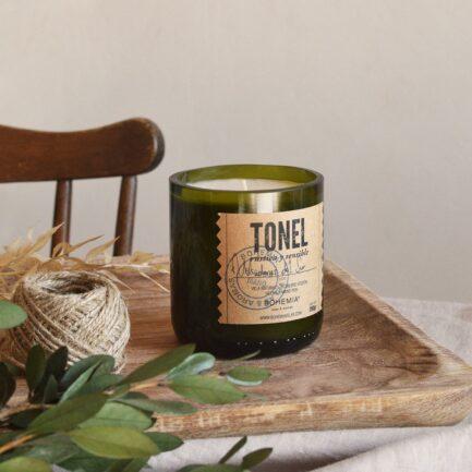Bougie parfumée Bois du Sud Finca Home