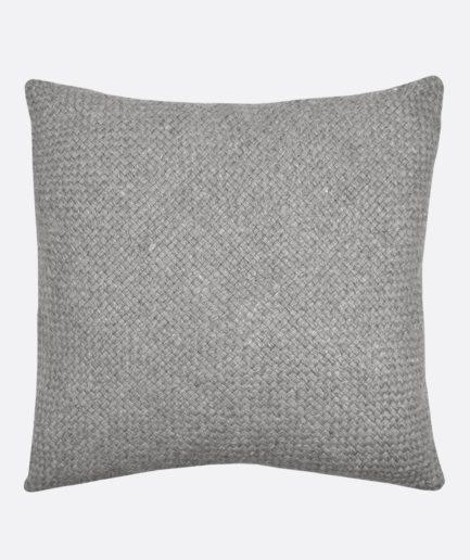 Coussin carré 50x50 gris Finca Home