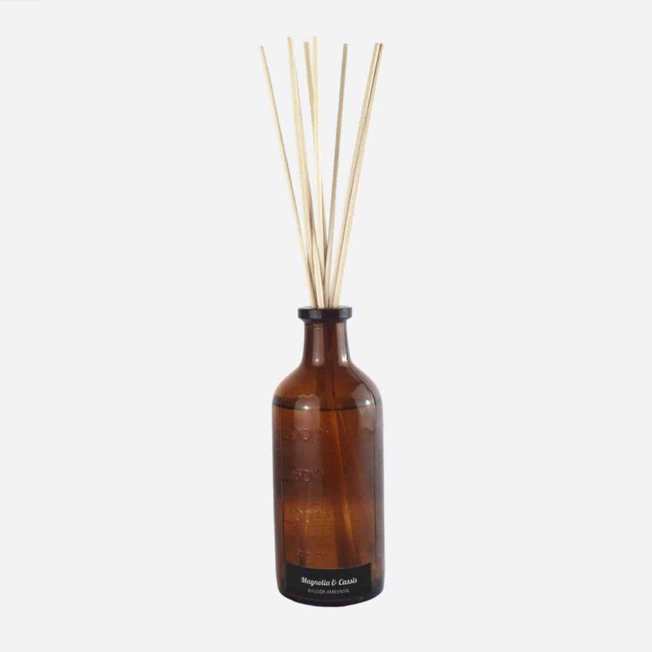 Diffuseur de parfum d'intérieur Magnolia et Cassis Finca Home