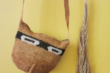 Sac en bandoulière ethnique pour femme Petrona - Finca Home