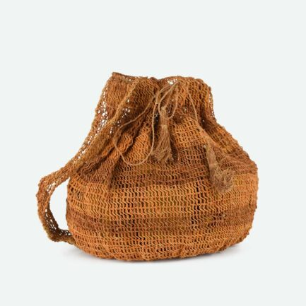 Sac bourse ocre Finca Home