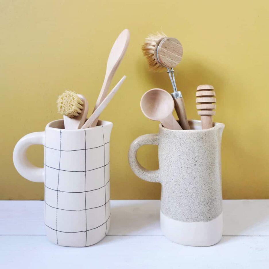 Pichet céramique artisanale Finca Home