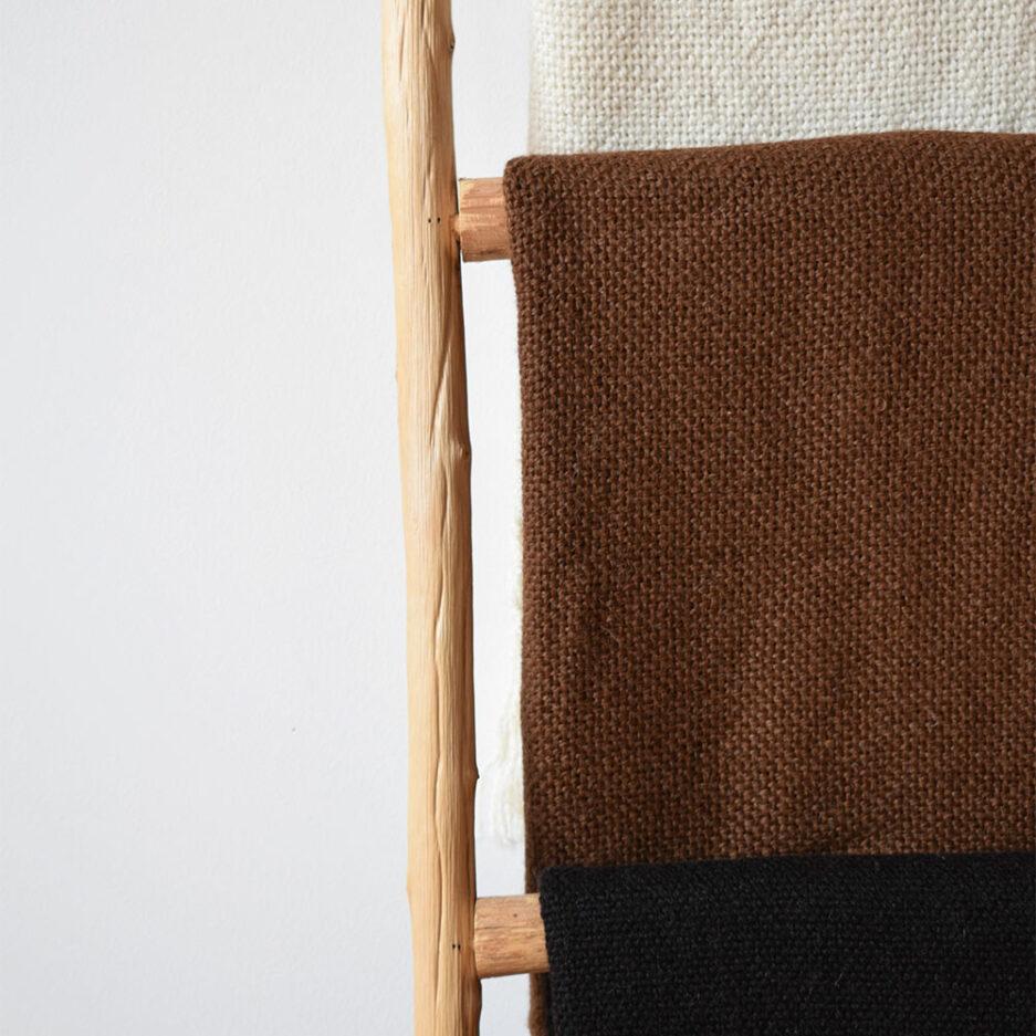 Écharpes en laine de lama Finca Home
