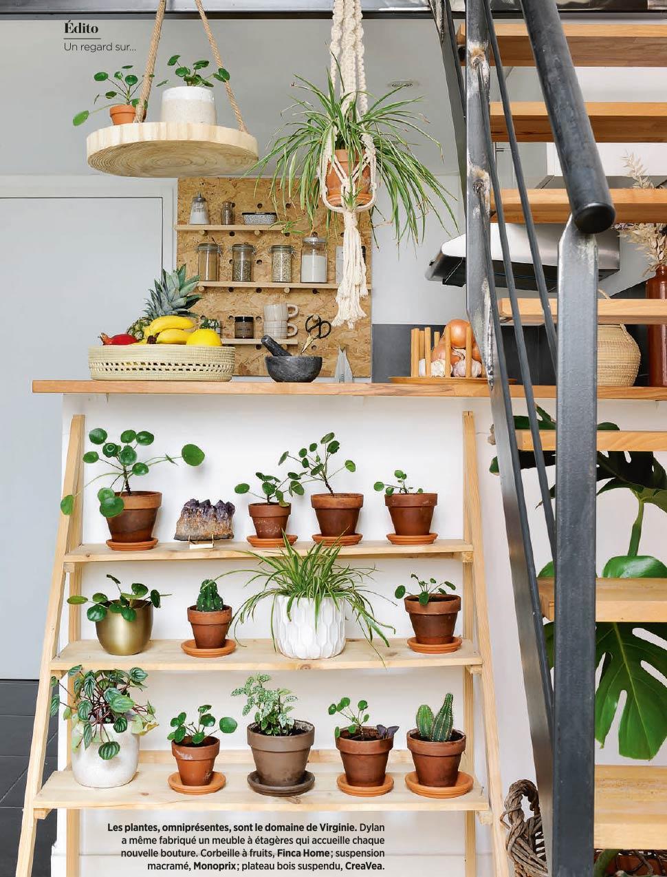 Reportage Finca Home - Maison Créative Septembre 2020
