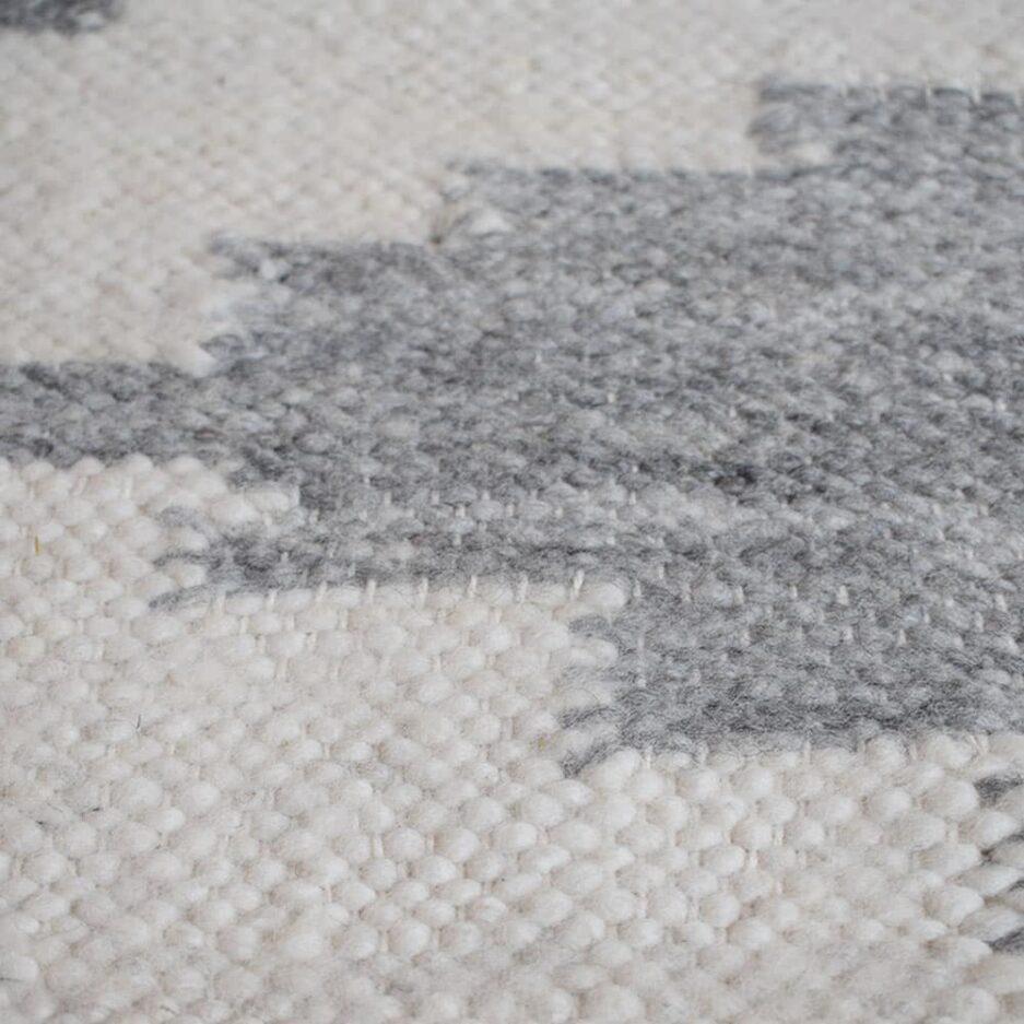 Tapis de couloir gris Finca Home