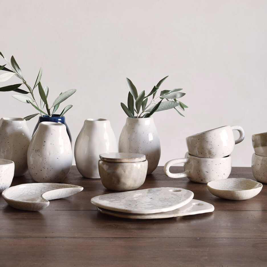 Tasse céramique artisanale Finca Home