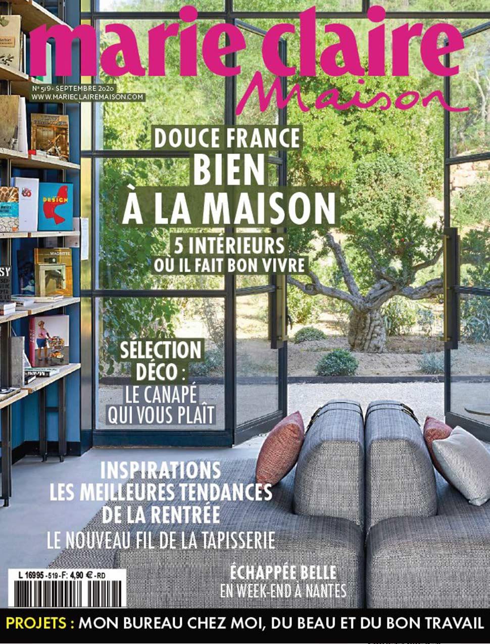 Marie Claire Maison Août 2020