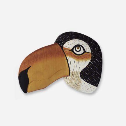 Trophée mural toucan Finca Home