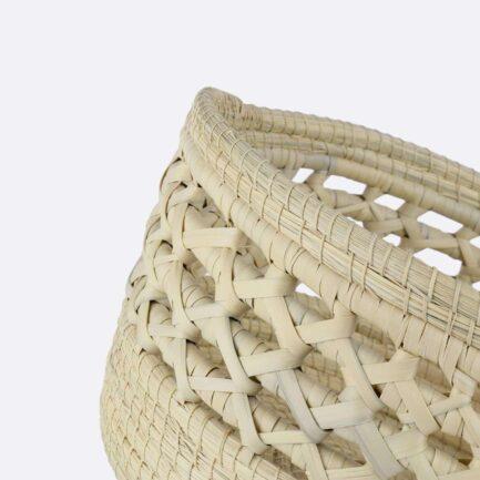 Panière tressée en fibre végétale - Finca Home
