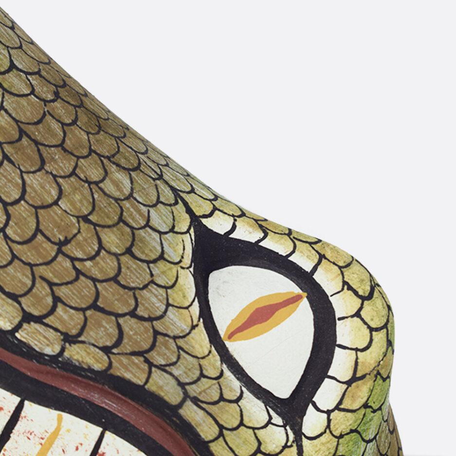 Trophée mural crocodile Finca Home