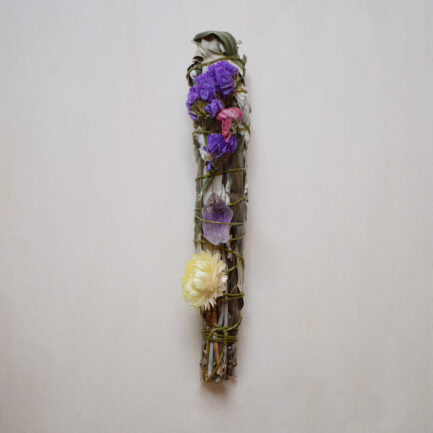 Bouquet de sauge smudge stick Finca Home