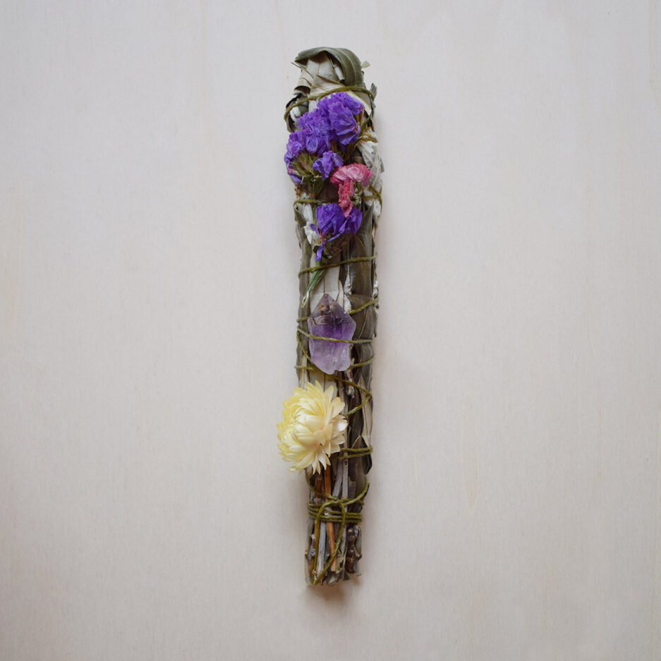 Bouquet de sauge smudge stick Finca Home