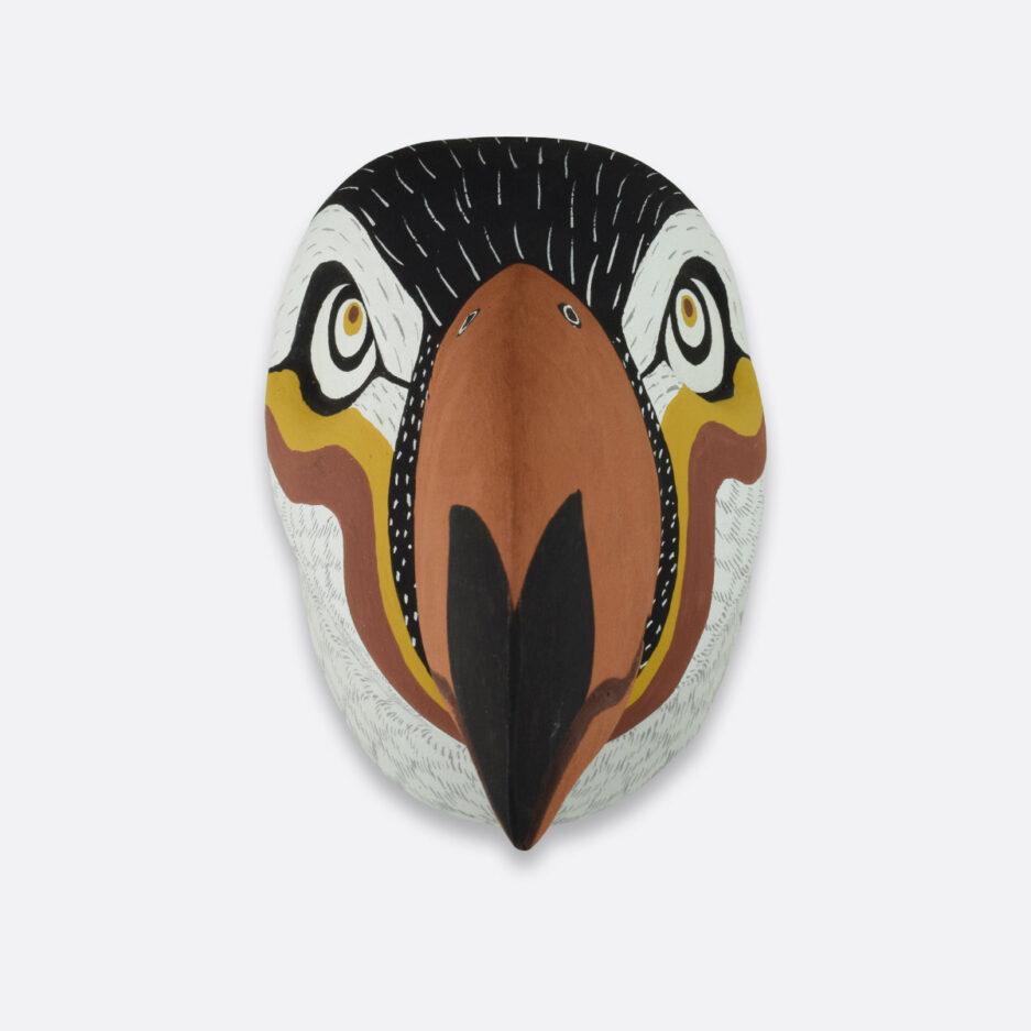 Trophée mural en bois toucan Finca Home