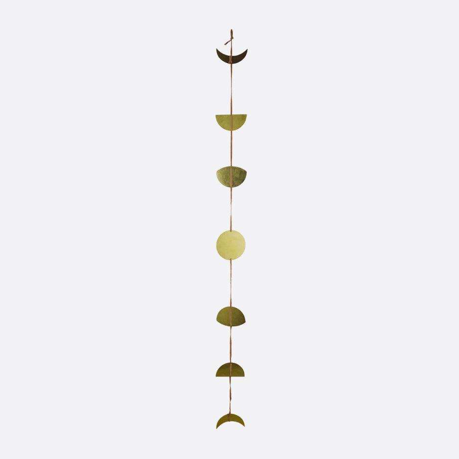 Guirlande lune en bronze Finca Home