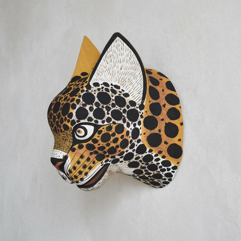 Trophée déco murale Jaguar Finca Home