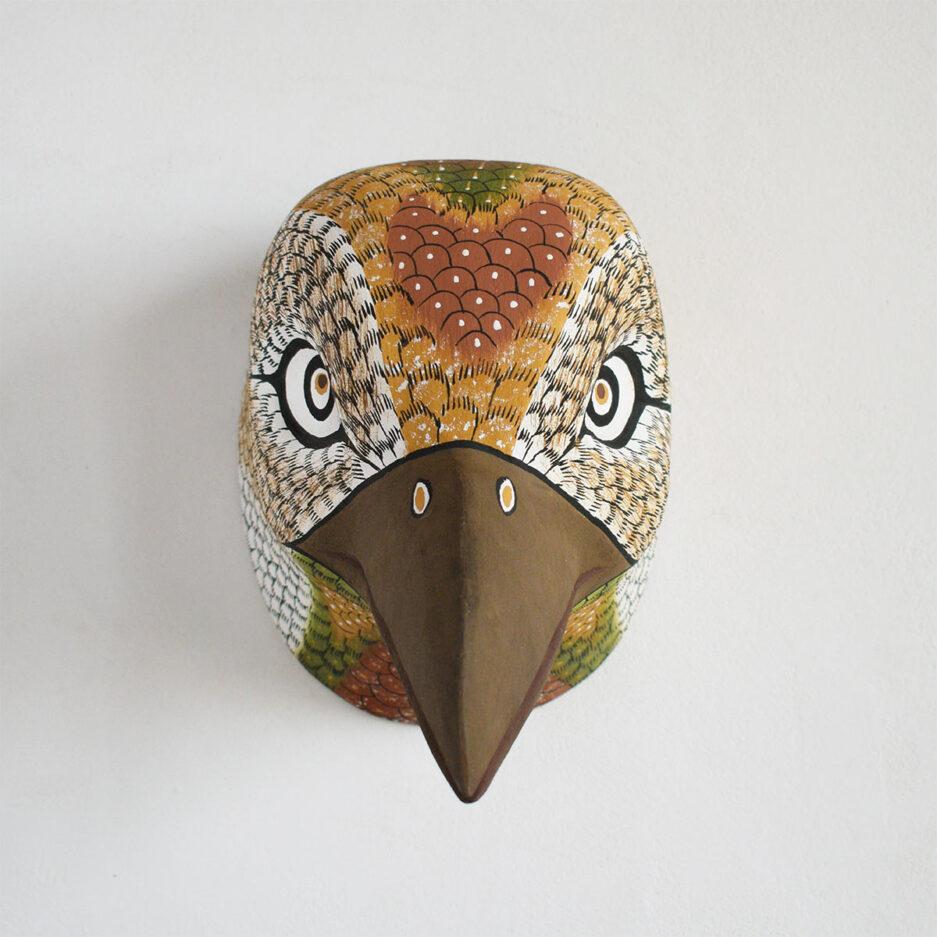 Trophée déco murale Oiseau Finca Home