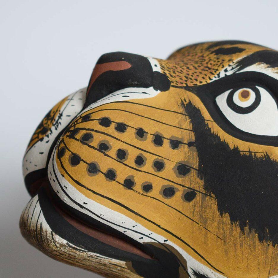 Trophée déco murale Panthera Finca Home