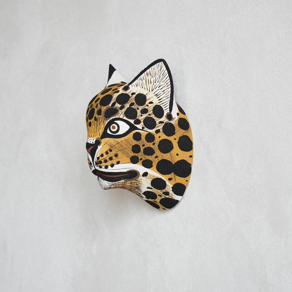 Trophée déco murale Petit Jaguar Finca Home