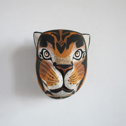 Trophée déco murale Tigre Finca Home